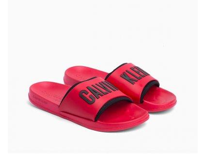 Calvin Klein Pantofle Intense Power Red XL