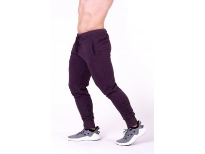 Nebbia Tepláky 153 Gym Hero Bordo XL