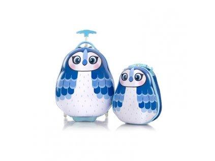 Heys Travel Tots Kids Blue Jay