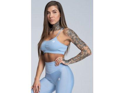Gym Glamour Podprsenka Simply Dream Blue XS