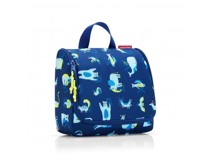 Reisenthel Toiletbag Kids Abc friends blue