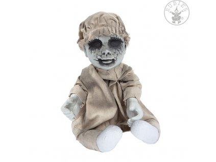 Scary Doll - panenka  Halloween
