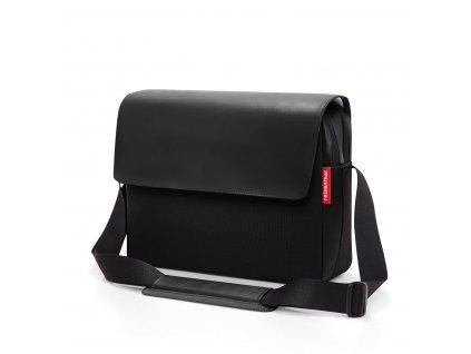 Reisenthel Courierbag 2 Canvas Black