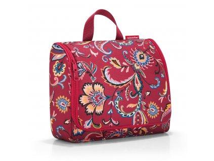 Reisenthel Toiletbag XL Paisley Ruby