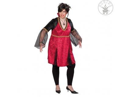 Draculina Fullcut - kostým  Halloween