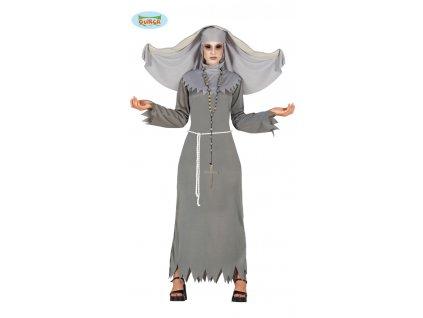 Ďábelská jeptiška - kostým