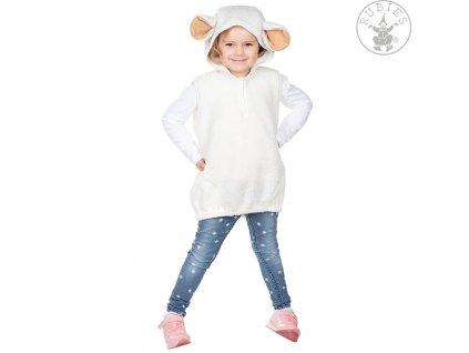 Ovečka - kostým
