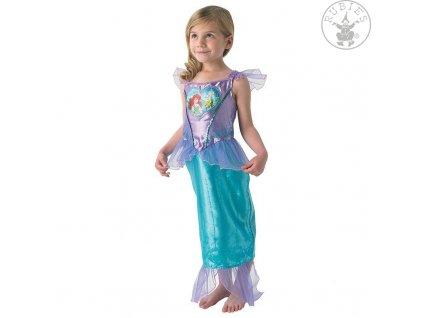 Ariell Loveheart - dětský kostým Ariel mořská víla