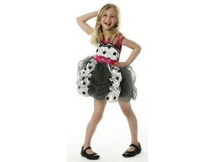 Kostým Hannah Montana Puff Ball - licenční kostým D