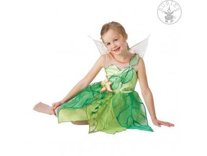 Tinkerbell - kostým  - licenční kostým x