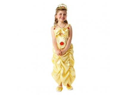 Kostým Belle Classic s doplňky - licenční kostým D