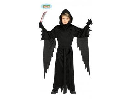 Kostým  duch  - vřískot  Halloween