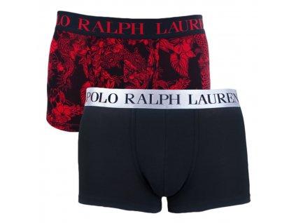Ralph Lauren 2Pack Boxerky Red Dragon/Black