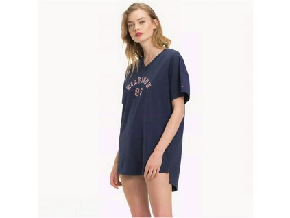 Tommy Hilfiger Nightdress College Navy