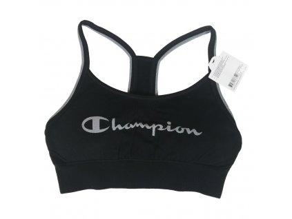 Champion Podprsenka Seamless Černá M
