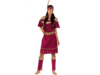 Kostým INDIANA GIRL II