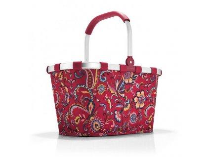 Reisenthel Carrybag Paisley Ruby