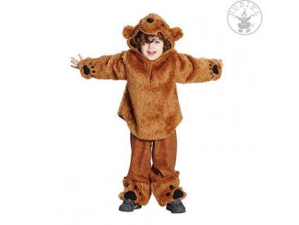 Kostým medvěd D