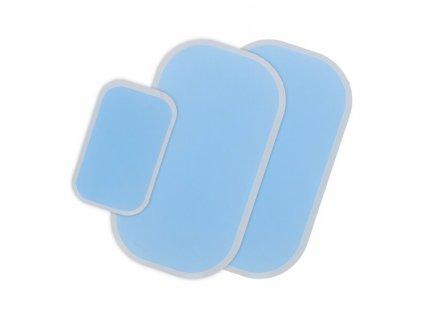 Náhradní gelová elektroda ELECTRO BF Gel Pads 03