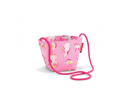 Reisenthel Minibag Kids Abc friends pink