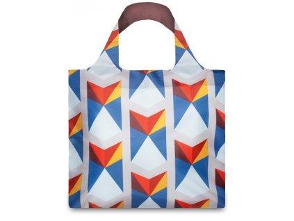 LOQI Bag GEOMETRIC Triangles