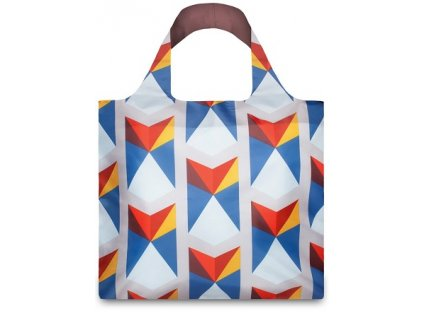 LOQI Bag GEOMETRIC Triangles