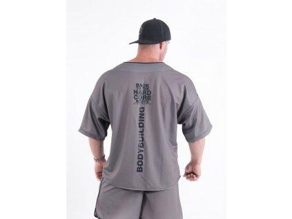 Nebbia Hardcore Dres 305 Khaki  + textilní rouška ke každé objednávce zdarma