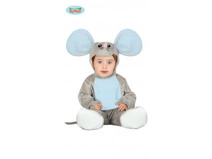 Baby myška dětský kostým