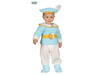 Baby princ dětský kostým  Baby prince costume