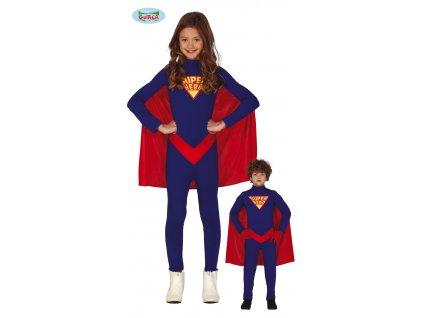 Superhrdina dětský kostým  Superheroe child costume