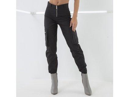 Labella Pocket Jeans Black