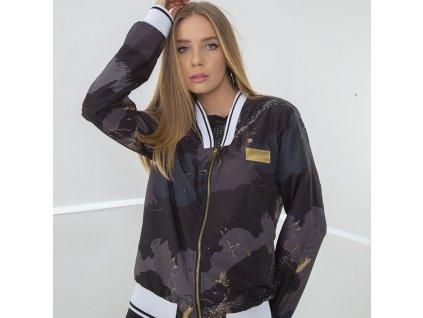 Labella Jacket Style Print M
