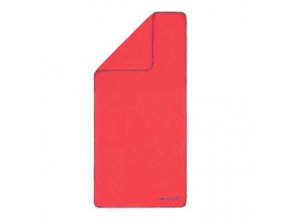 Froté ručník SPURT SRF01 růžový/tm.modrý  + textilní rouška ke každé objednávce zdarma