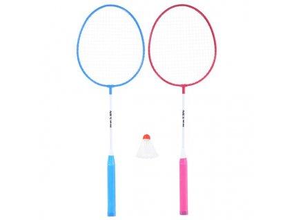Ocelový badmintonový set NILS NR003