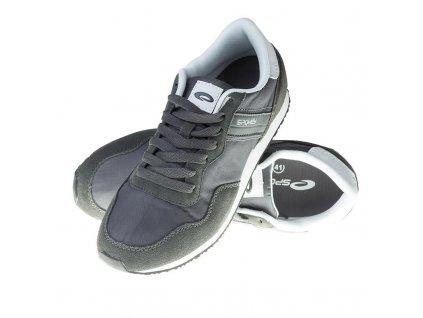 Spokey STREET Vycházkové boty šedé č. 38