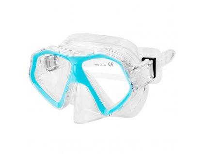 Spokey CATFISH Juniorská maska pro potápění