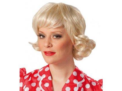 50-tá léta blond paruka D
