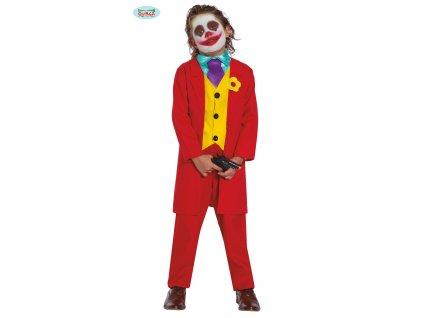 Mr Smile Joker kostým dětský