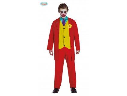 Mr Smile Joker kostým dospělý