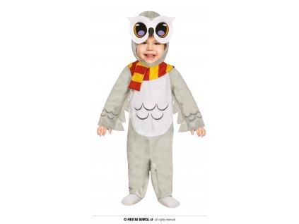 Sova Hedvika Harry Potter kostým pro nejmenší