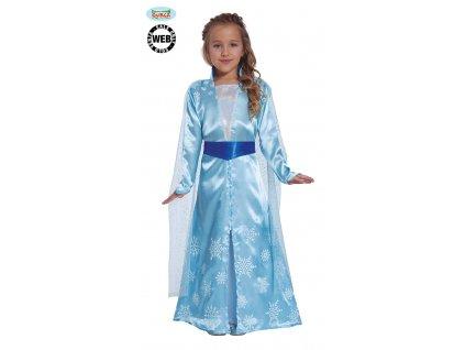 Ledová princezna Elsa kostým