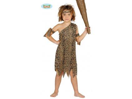 Divoch - dětský kostým