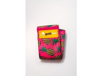 GoldBee Textilní Odporová Guma - Ananas M
