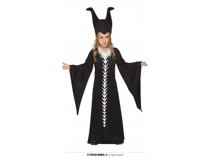 Královna černé magie Zloba kostým