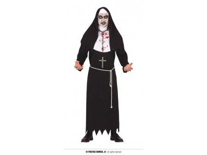 Mnich horror kostým