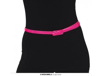 Neonový dámský pásek 110 cm