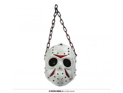 Závěsná hokejová maska