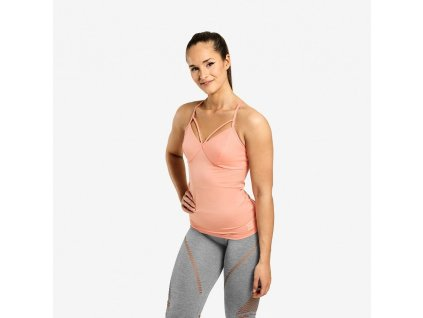 Better Bodies Tílko Waverly Strap Peach M