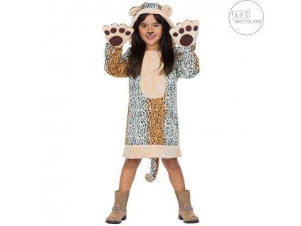 Leopard Girl - kostým