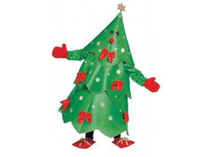 Vánoční strom - maskot